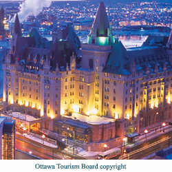 Dedicated Micros CCTV surveillance solution helps to protect Canadian capital's pools, parks and historic structures