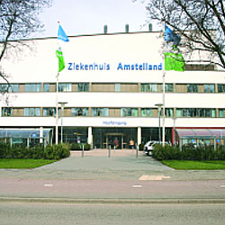 Honeywell and BAM Techniek provide Ziekenhuis Amstelland Hospital with a safe and secure environment