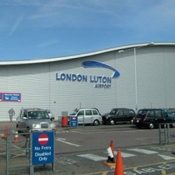 Dedicated Micros DVRs installed in security upgrade for support services provider at London Luton Airport