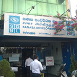 Dahua IP security solution for SANASA Development Bank in Sri Lanka