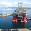 Aker Drill Rigs monitored remotely with Milestone video