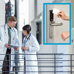 Aperio wireless locks: Meeting the access control challenge in hospitals