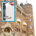Aperio locks free security staff of Lund University to focus on security — not system administration