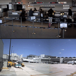 Arecont Vision megapixel camera technology used in transportation infrastructure and facilities
