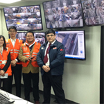 Dahua surveillance cameras and NVRs secure a leading Latin American airline