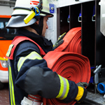 ISONAS paves the way to a safer fire department with Pure IP access control at Lincoln Fire and Rescue