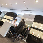 MOBOTIX video surveillance cameras safeguard high-end jewellery for Meiller Jewellers