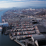 Pelco thermal imaging technology enhances port security