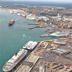 Vicon secures the Port of Southampton with complete surveillance solutions