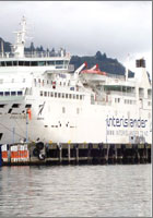 Interislander ferry upgrades to a new Mobotix IP system