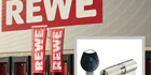 CLIQ® locking system protects REWE's new logistics centre in Germany