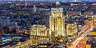 Samsung Techwin's video surveillance equipment installed at Paveletskaya Plaza in Moscow