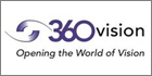 360 Vision to showcase its range of PTZ Cameras at Intersec Dubai