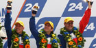 Podium finish at world famous Le Mans 24 Hours for AD Group's Mike Newton
