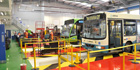 Network Video Technologies protects Arriva Midlands' bus depots