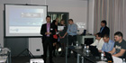 AxxonSoft and technology partners Pivot3 and Cisco conduct first security certification workshop in Kiev