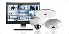 OnSSI Ocularis 5.2 supports client-side dewarping of streams from Bosch panoramic cameras