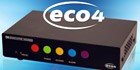 Dedicated Micros launches all new colour-coded ECO4 digital video recorder