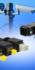 Harting exhibits range of connectivity solutions to support CCTV at IFSEC 2012
