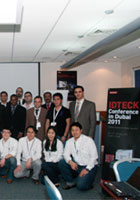 IDTECK training conference 2011 successfully hosted in Dubai