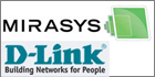 Mirasys and D-Link join to provide integrated IP surveillance and management solutions