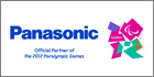Panasonic Corporation official Audio and Visual Equipment partner for 2012 London Paralympic Games