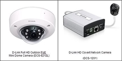 D-Link launches new IP surveillance cameras with advanced security features
