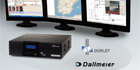 Dallmeier's H.264 DVRs are now integrated into Dorlet's DASS management software