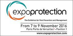Expoprotection 2016 risk prevention and management anticipates the changes of tomorrow