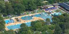 Geutebruck IP security solution deployed at open air pool in Singen, Germany