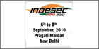 Showcasing India's only dedicated event to homeland security – INDESEC Expo 2010