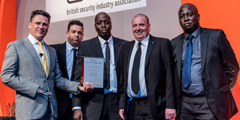 Kings Security secures two awards at British Security Industry Association Annual Luncheon