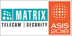 Matrix to showcase access control and surveillance solutions at ASIS 2016, Florida
