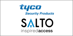 Tyco Security Products debuts integrated SALTO lock solution for access control