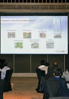 AxxonSoft participated in SNB Middle East FZC informative seminar