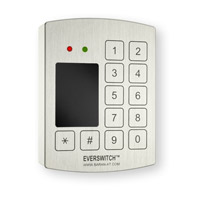 Baran Advanced Technologies showcases the Everswitch access control door unit