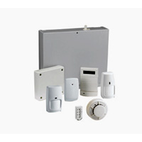 Honeywell Security G2 Integrated system