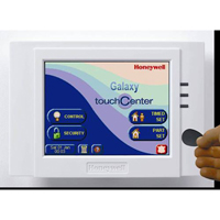 Honeywell launches enhanced Galaxy TouchCenter with Proximity Reader