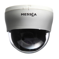 Messoa announces the 600TVL dome camera that features the new high sensitivity Lumii(TM) II technology