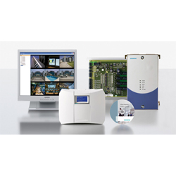 Siemens SiPass integrated 2.6 high-end access control system