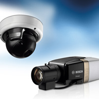 Smart cameras for challenging lighting conditions: Bosch presents its 1080p HDR cameras