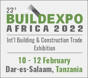 23rd Buildexpo Tanzania 2022
