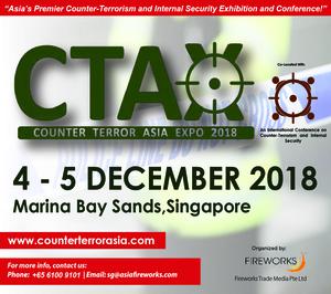 Counter-Terror Asia Expo (CTAX) 2018