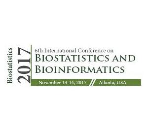 6th International Conference on Biostatistics and Bioinformatics 2017
