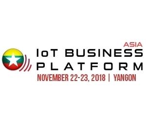 Asia IoT Business Platform Myanmar 2018