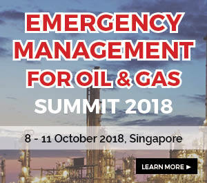 Emergency Management for Oil & Gas Summit 2018