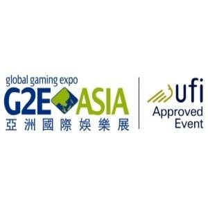 Global Gaming Expo Asia (G2E Asia) 2018