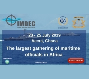 International Maritime Defense Exhibition and Conference (IMDEC) 2019