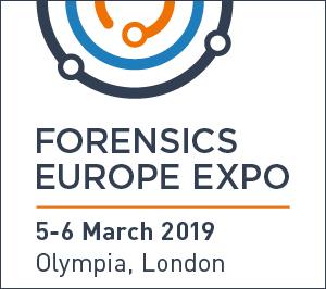 Forensic Europe Expo 2019
