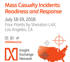 Mass Casualty Incidents: Readiness and Response LA 2018